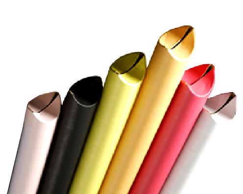 カラー紙管