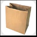 大型の紙袋